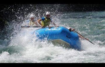 Embedded thumbnail for Rafting tim Vir