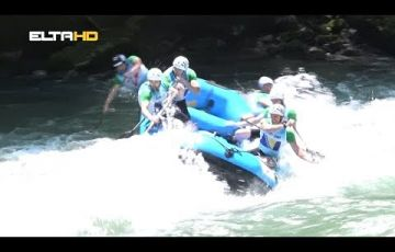 Embedded thumbnail for Evropsko prvenstvo u raftingu - Banja Luka, Vrbas 2019