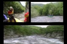 Embedded thumbnail for Prvi rafting na Rzavu